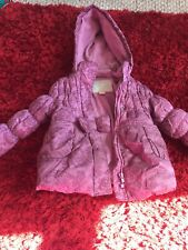 Monsoon pink Girls Winter Jacket