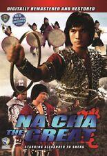 Na Cha The Great - Hong Kong Rare Kung Fu Martial Arts Action movie 9A + 26C