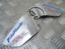 CBR900 Fireblade Heel Guards Riders Honda 2002-2003 676