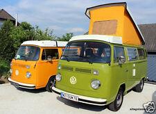 GUTSCHEIN 1 Wochenende VW Bus Bulli fahren T2b Westfalia Camper RENTABULLI T1 T2