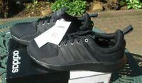 Mens Adidas Trainers CF Lite Racer Running Trainers UK 7.5 Black New In Box