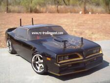 Custom Painted Body 78 Firebird Trans Am for 1/10 RC Drift Car Touring HPI 200mm