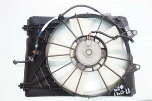 2007 2008 2009 Acura Mdx Radiator Cooling Fan Motor & Shroud