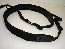 PROMASTER Quick release camera NECK STRAP with lug rings Neoprene  #01532