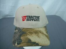 TSC Tractor Supply Ag Farm Store Camo Hat Cap