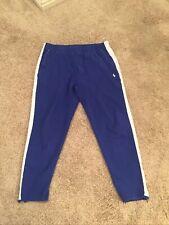 Men's Polo By Ralph Lauren Joggers Exercise Pants Sweatpants Xl Blue