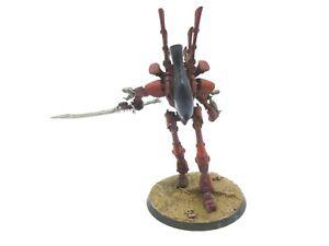 Warhammer 40k Aeldari Eldar Craftworld Wraithlord Painted