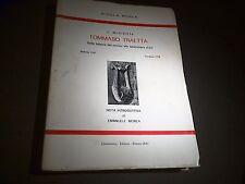 Nicola Morea - Il Musicista Tommaso Traetta - Bitonto 1979  Con Dedica Dell'Aut