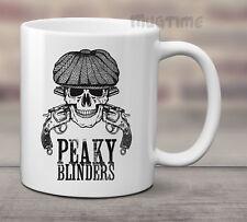 Inspired Peaky Blinders - Skull - Coffee Tea Mug Cup Gift Ceramic 330ml