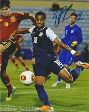 Team USA Erik Palmer Brown Signed Autographed 8x10 Photo COA C