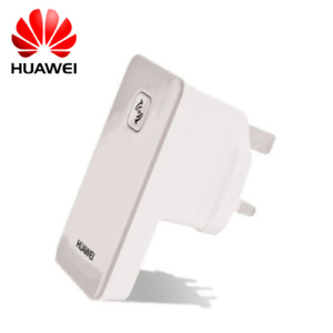 HUAWEI WS320 WI-FI REPEATER WIFI EXTENDER 3-PIN UK MAINS PLUS - WS320