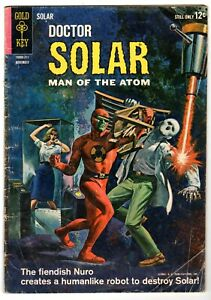 Doctor Solar Man of the Atom #6, Very Good Condition