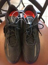 ADIDAS Adizero 5-Star 5.0 Football Cleats Men's Size 13.5 Black LOW NWT NICE!