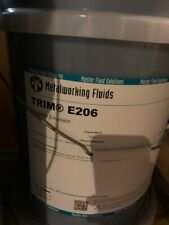 Master Fluid Solutions Trim E206 Long Life Emulsion 5 Gallon Pail