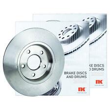 NK 209903 2x Bremsscheiben 2 Stück Scheibenbremse Brake Discs Vorderachse vorne