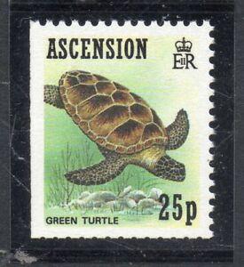 ASCENSION ISLAND STAMPS 1989 WILDLIFE GREEN TURTLE BOOKLET STAMP SG  511 MNH