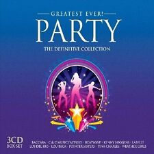 NEW Greatest Ever Party (Audio CD)