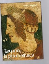 documenti d arte De agostini -tarquinia,pittura etrusca