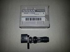 **GENUINE NISSAN** Nissan Navara Crankshaft Sensor D40 2.5L Turbo Diesel Crank