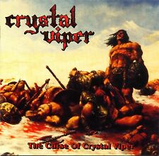 Crystal Viper-The Curse Zed Yago, Velvet Viper, Jutta,WASP, Sabaton,Warlock,Doro