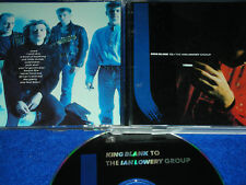 CD THE IAN LOWERY GROUP 1989 KING BLANK TO 12 titres