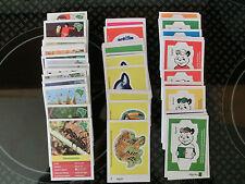 10 Sammelkarten Sticker, Paddy WWF Edeka Entdecke Brasilien aussuchen fast allen