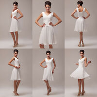 Short Cocktail Dress Wedding Evening Casual/Formal Party Bridesmaid PROM Dresses