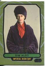 Star Wars Galactic Files 2 Base Card #527 Sim Aloo
