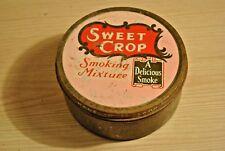 Delicious Crop  tobacco tin