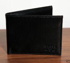 Portefeuilles noirs GUESS en cuir pour homme