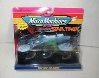Star Trek MINT IN BOX - GALOOB MICRO MACHINES Miniature Toy Set