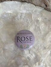 Penhaligon's Rose Lip Balm 15g New And Sealed