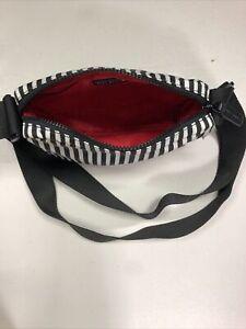 lulu guinness Side Bag - Black/white (F5)