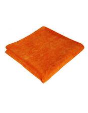 Asciugamani arancione telo da doccia per il bagno