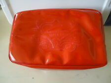 AVON Christian Lacroic Rouge PVC Make-up Bag & 59 Rouge Samples, NEW