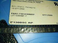 10x TECCOR P1300SCRP , 60A SILICON SURGE PROTE SIDAC BIDIR 120V 400A , DO-214AA