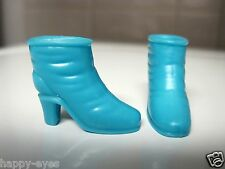 Barbie Doll Clothes/Shoes *Mattel Short Boots *New* #49aa