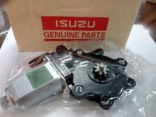 Isuzu PICK-UP Front Left Electric Power Window Motor D-MAX 2003-10 Genuine Parts