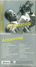 CD - LOUIS ARMSTRONG Le meilleur de LOUIS ARMSTRONG - BEST OF / NEUF NEW SEALED