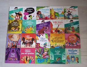 Lot 20 Livres Jeunesse Happy Meal Mc Do Mac Do Tous différents macdonald