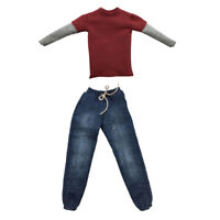 Dragon Action Figures Pants /& Shirt Set Chris Johnston 1//6 Scale