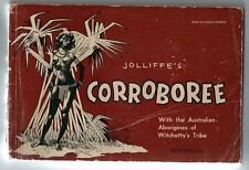 JOLLIFFES 'CORRROBOREE  168 PGS H/COVER  VG  CONDITION 1952 ORIGINAL AUST COMIC