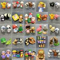Neuf Lot Fisher Price Zoo Farm Animals Disney Little People figure Xmas toy Gift
