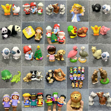 Fisher Price Little People CHRISTMAS Holiday Zoo Animal Disney figure toys gifts