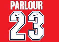 Salón #23 Arsenal Camisa de fútbol local para hogar 1994-1995