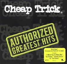 Cheap Trick - Authorized Greatest Hits [New CD]