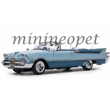 SUN STAR 5474 1959 DODGE CUSTOM ROYAL LANCER CONVERTIBLE 1/18 DIECAST BLUE