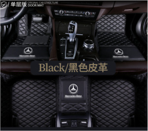 Car Floor Mat for Mercedes Benz G-Class W463 SUV 1998-2021 left/right hand drive