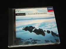 CLASSICAL FAVOURITES<>THE WORLD OF..<>Canada Cd °1983° LONDON 433 870-2