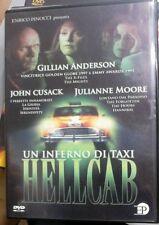 Dvd -  HELLCAB Un inferno di taxi (noleggio) John Cusack, Julianne Moore